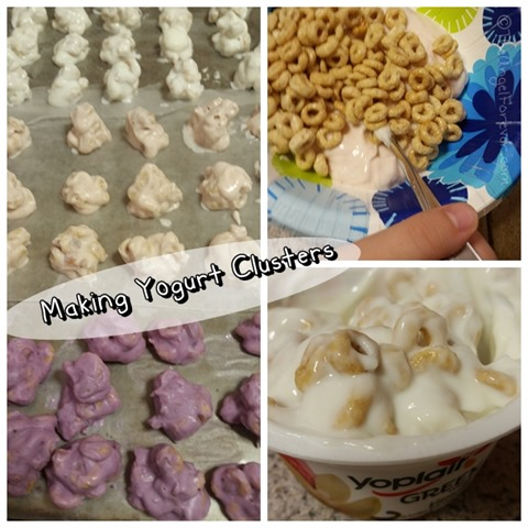 Making Yogurt Clusters