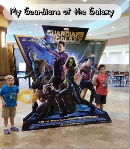 My Guardians of the Galaxy