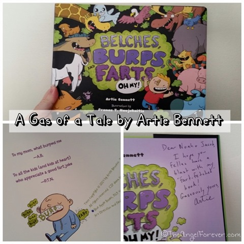 Belches, Burps, and Farts -- Oh My!