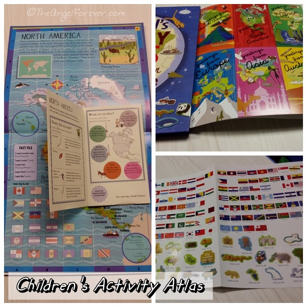 Inside the Children's Activity Atlas
