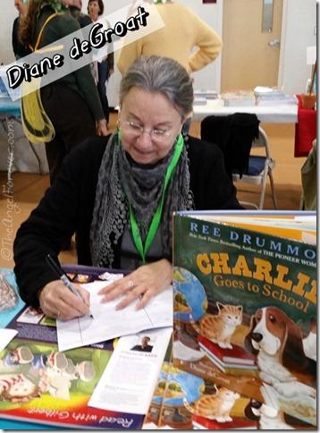 Diane deGroat