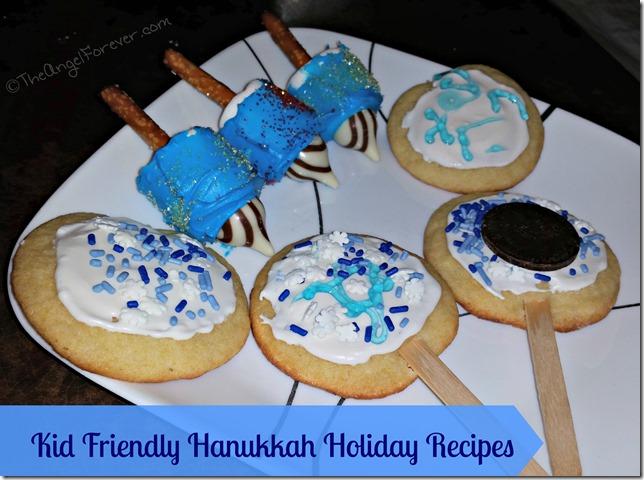 Kid Friendly Hanukkah Holiday Recipes