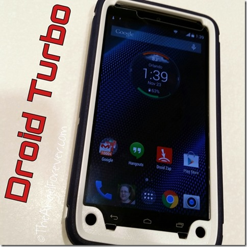 The Droid Turbo