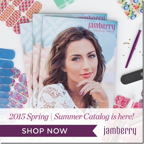 Spring Summer 2015 Jamberry Catalog
