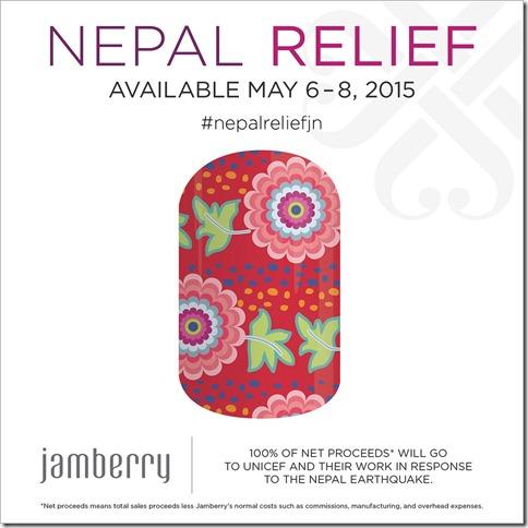 Nepal Relief Design