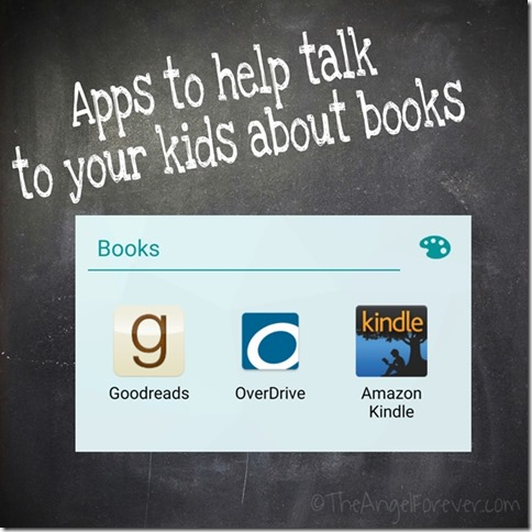 Apps to Help Talk to Your Kids About Books