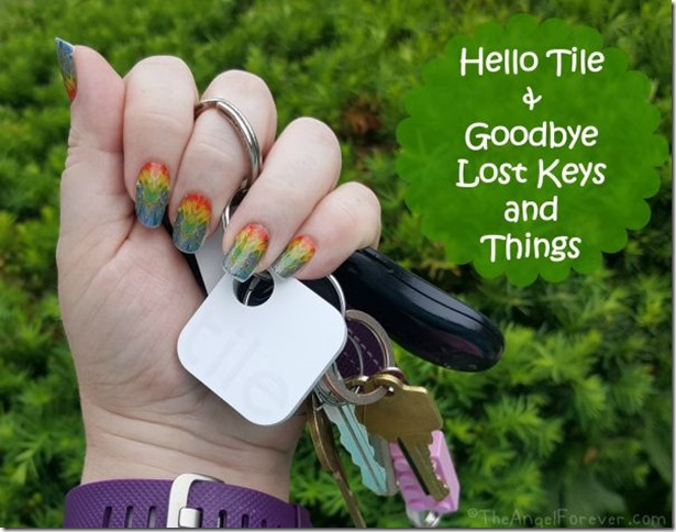 Lost Keys Be Gone With Tile Bluetooth Tracker