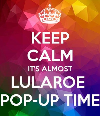 LuLaRoe Pop Up