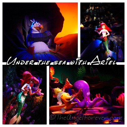 Under the sea in New Fantasyland