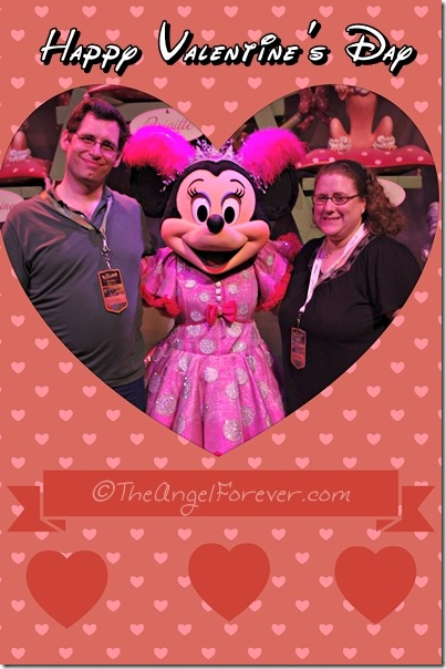 Minnie Mouse Valentine's Day