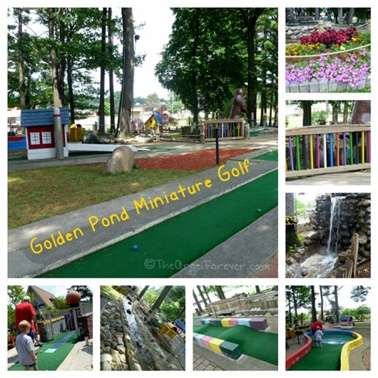 Clifton Park Golf