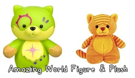 Amazing World Figure and Plush
