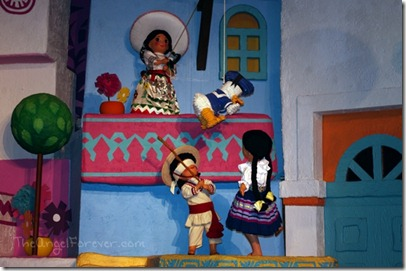 Quick Ride with Donald in Mexico