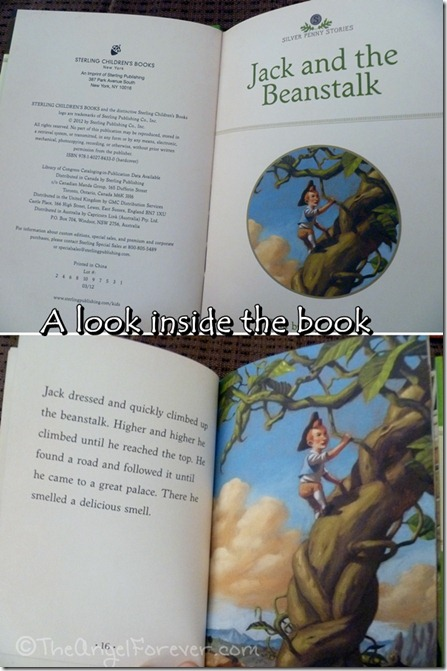 Inside Jack and the Beanstalk - Silver Penny Stories