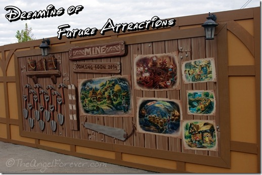 Seven Dwarfs Mine Train coming to New Fantasyland