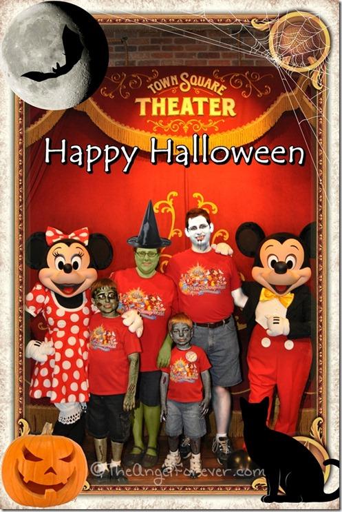 Happy Halloween from TheAngelForever