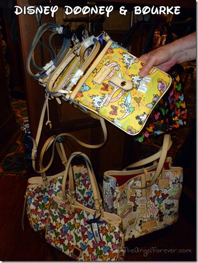 Disney Dooney & Bourke Purses
