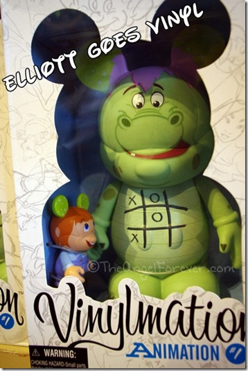 Elliott the dragon giant Vinylmation
