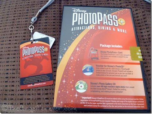 Disney's PhotoPass  CD