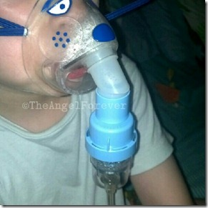 Nebulizer time