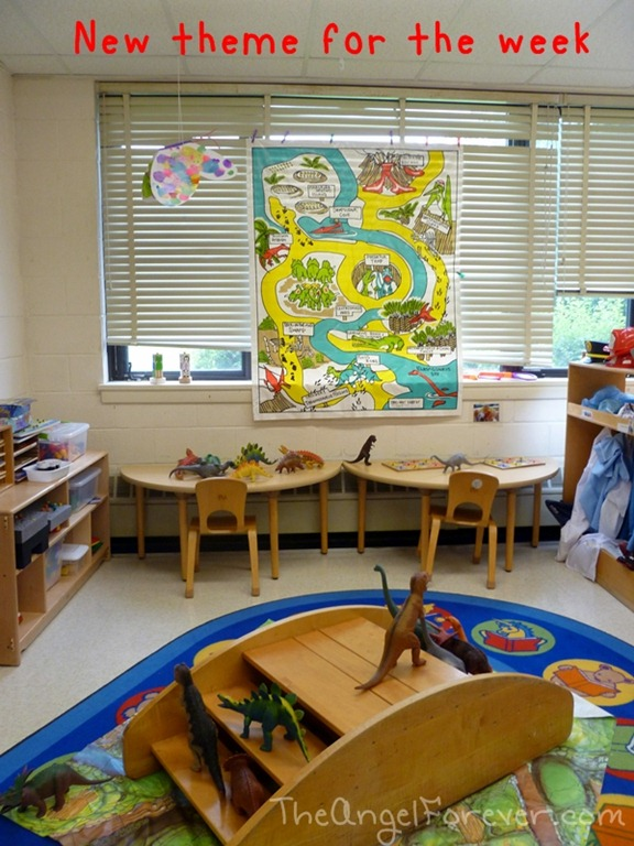 Classroom Theme Ideas For Toddlers : Fun classroom themes the angel forever