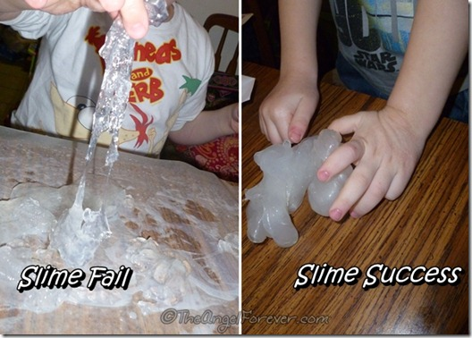 Batches of Slime