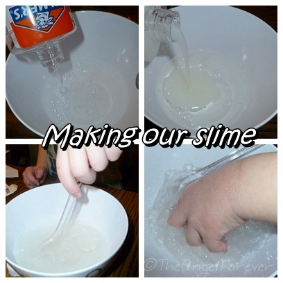 Making our slime