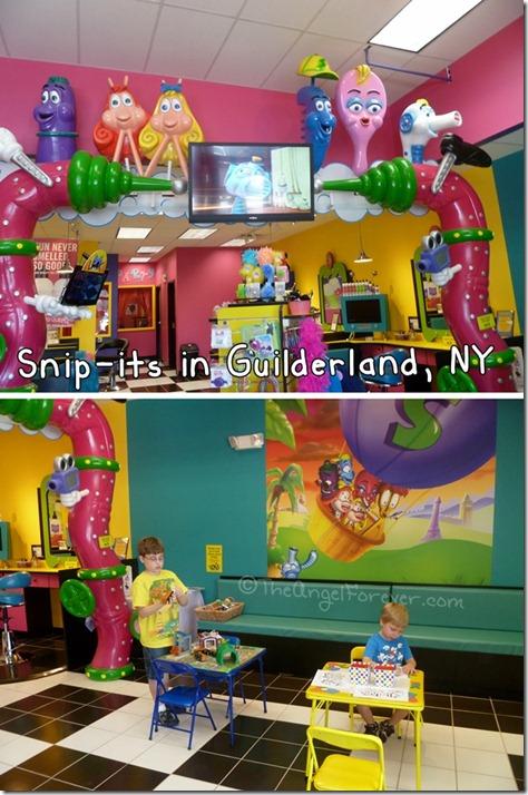 Snip-its Guilderland NY location