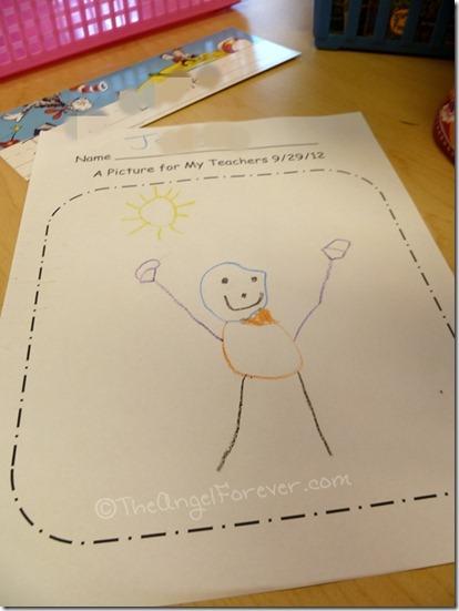 Picture for Kindergarten Teachers