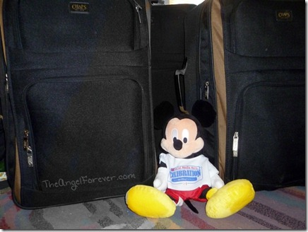 Mickey and Luggage