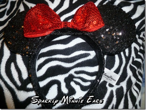 Sparkley Minnie Ears