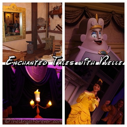 Enchanted Tales with Belle New Fantasyland