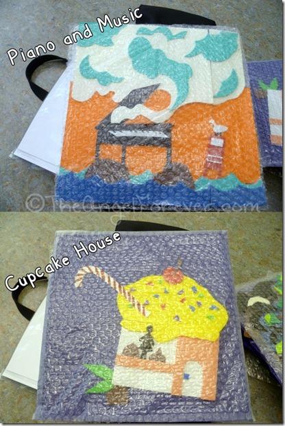 Dream Pillow Art Examples