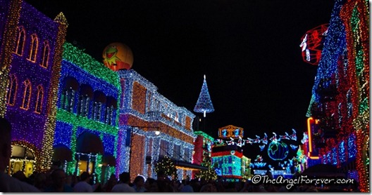 Osborne Lights at Hollywood Studios