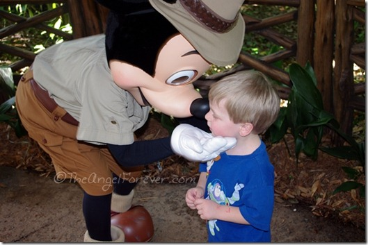 A Kiss from Mickey Mouse