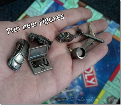 Monopoly Here and Now figures
