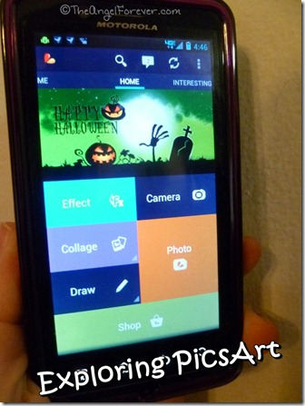 PicsArt Photo Editing App for Android