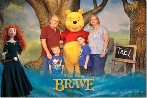 Brave Walt Disney World