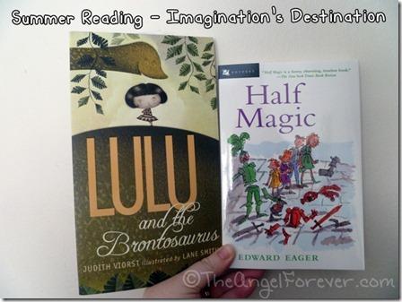 Barnes & Noble Summer Reading Program Books 2012