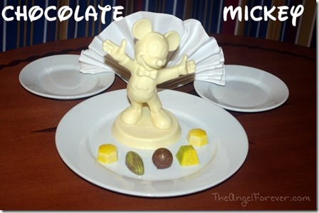 Chocolate Mickey Mouse