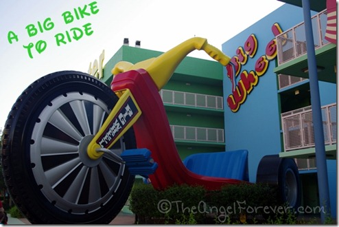 Pop Century Big Wheel