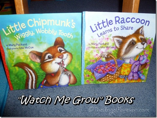 Watch Me Grow Book from Sterling Kids