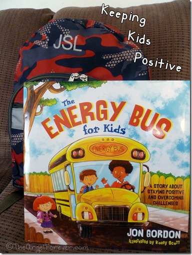 The Energy Bus for Kids by Jon Gordon