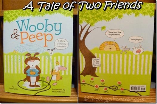Wooby & Peep by Cynthea Liu