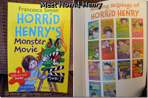 Horrid Henry Books by Francesca Simon