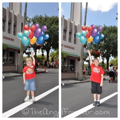 Mickey Balloon Magic
