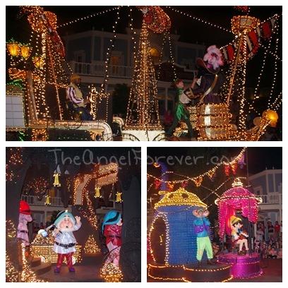 More Electric Parade Magic