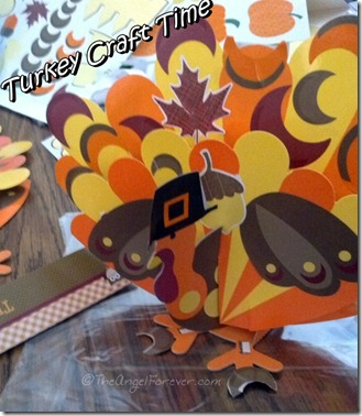 Thanksgiving Turkey Craft
