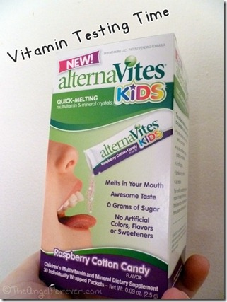 alternaVites for Kids