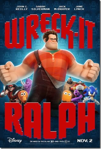 Wreck-It Ralph - Disney Studios